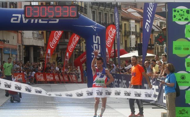 El Campeonato de Asturias de diez kilómetros se disputa en Avilés