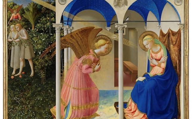 Fra Angelico en El Prado