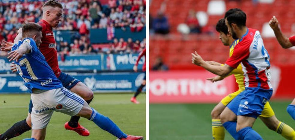El Oviedo se queda 'sin play off'