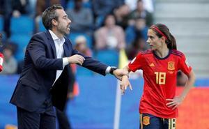 Jorge Vilda: «Cada victoria es una conquista y más en un Mundial»
