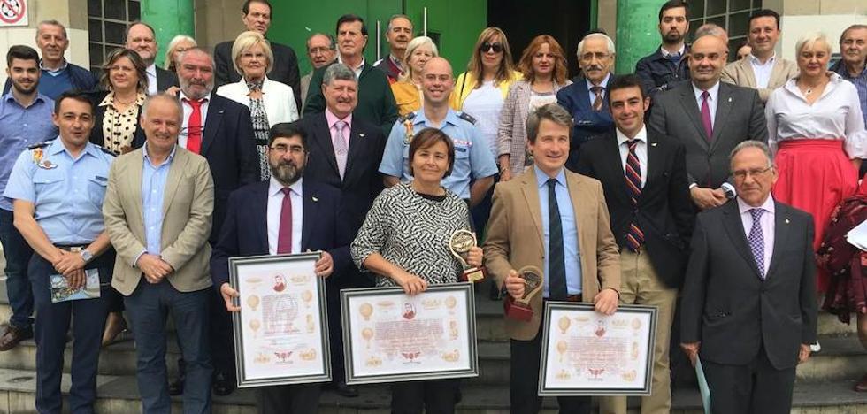 «Gijón debe a La Felguera su festival aéreo», afirma Carmen Moriyón