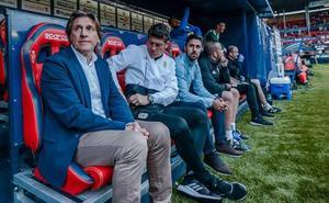 Real Oviedo | Egea: «Nos volvimos a quedar en la orilla»