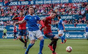 El Oviedo se queda sin premio