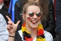 Los aficionados más llamativos del Mundial de Fútbol Femenino
