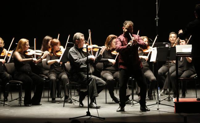 Una delicia para los oídos en el Jovellanos con Os Sons Esquecidos y Oviedo Filarmonía