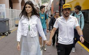 La novia de Alonso se pasa a los rallies
