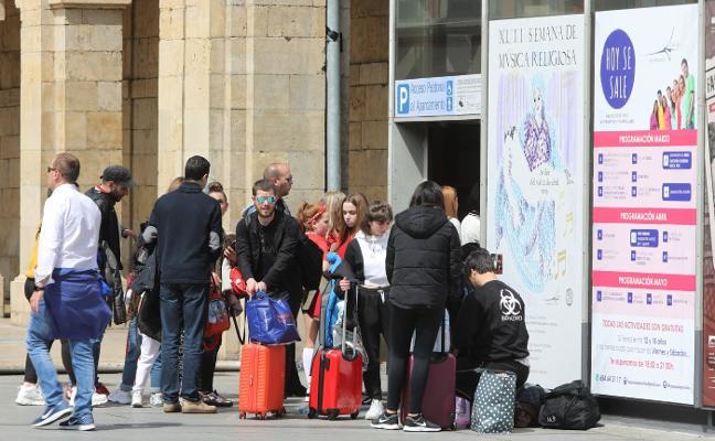 La oferta de alojamiento turístico de Avilés aumenta un 7,5% en un año