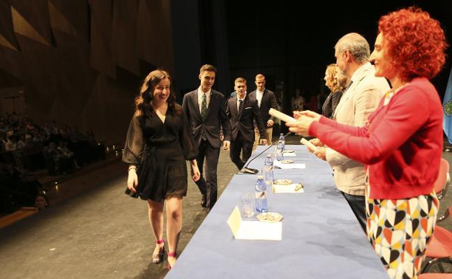 Graduación de alumnos del IES Juan de Villanueva