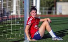 Lucía García: «Si el míster lo decide, yo voy a estar ahí para todo»