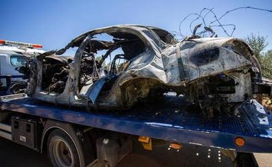 El primo de Reyes que sobrevivió al accidente: «Íbamos muy rápido, vi el coche volar»