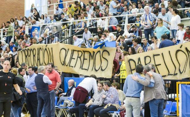 Las normas de la federación obligarán al Liberbank Oviedo a dejar Pumarín en 2021