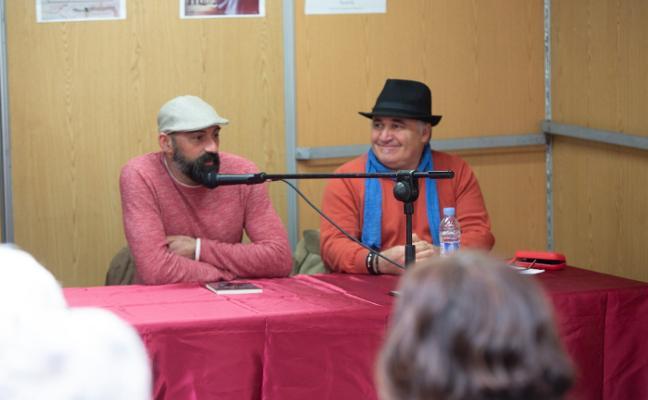 Chechu López presenta en Las Meanas