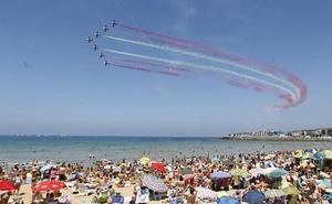 El Festival Aéreo contará con la participación de los cazas Sabre y Alpha Jet