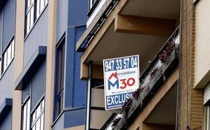Los desahucios del alquiler toman la delantera a los de las viviendas en propiedad