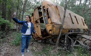 Chernóbyl, de la tragedia al reclamo turístico