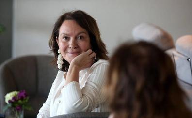Clara Sánchez: «Una secta es la quintaesencia de la manipulación humana»