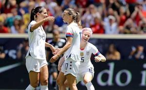 ¿Por qué Estados Unidos domina el fútbol femenino?