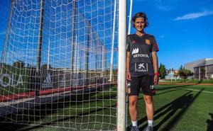 La asturiana Montse Tomé destaca la ambición del seleccionador