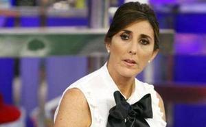 Paz Padilla confiesa el peor momento de su trayectoria profesional