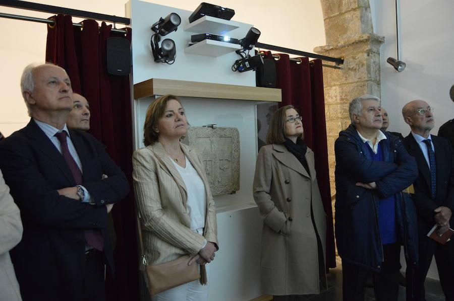 Inauguración del Museo Prerrománico de Salas