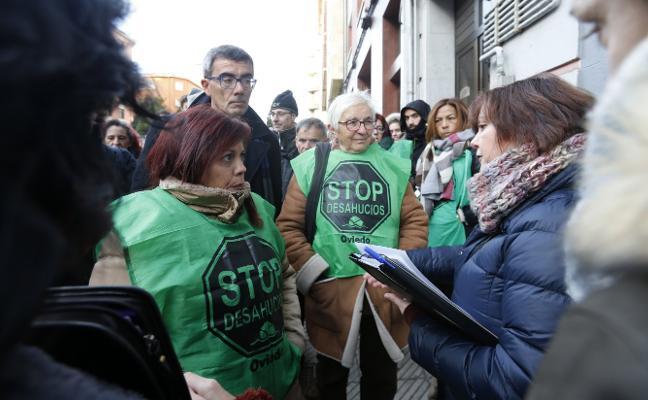 Los desahucios por alquiler se disparan en Asturias y ya suponen el 80% del total