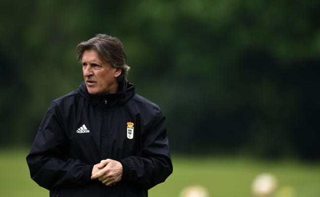 Real Oviedo | La continuidad de Sergio Egea se despeja