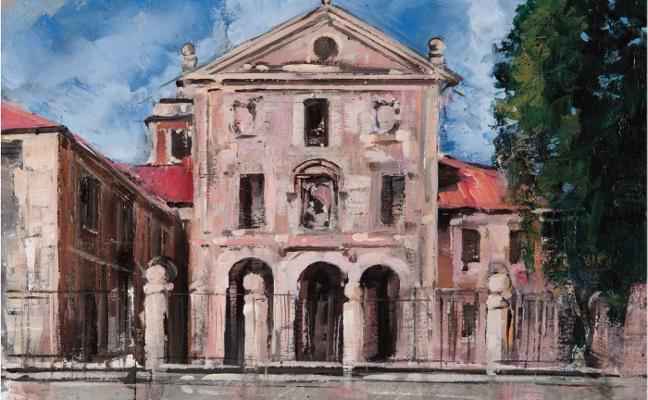 Una alumna del Número 5, premio de pintura de Patrimonio Nacional