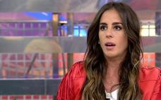 Anabel Pantoja se enfada con 'Sálvame': «Voy a revisar el contrato»