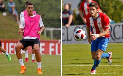 Pablo Fernández y Ramón dejan el Sporting