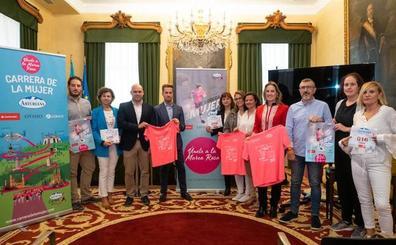 La Carrera de la Mujer de Gijón espera contar con 8.500 participantes