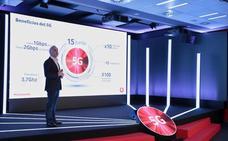 El 5G llega este sábado a Gijón con Vodafone, pero sin móviles de Huawei