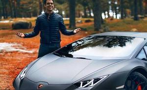 Detenido el youtuber Alphasniper97 por ir a 228 kilómetros por hora en un Lamborghini