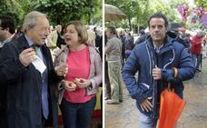 PSOE y Ciudadanos exploran un acuerdo de gobierno en Oviedo