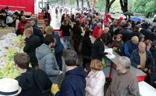 Oviedo celebra el Martes de Campo