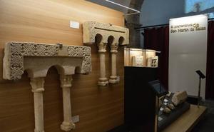 Salas presume de Prerrománico