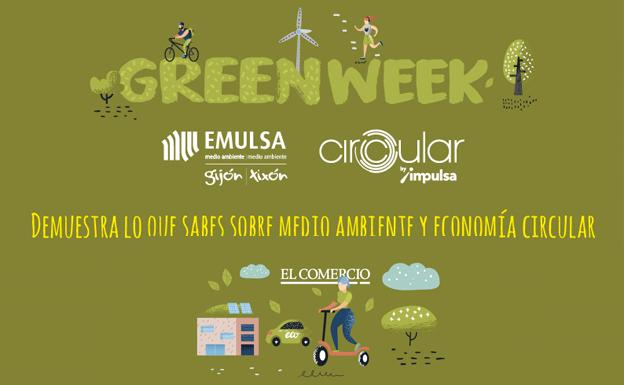 El juego Green Week Asturias ya tiene ganadores