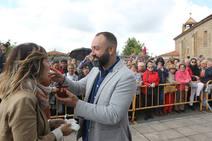 El Rito del Beso de las fiestas de El Puchero de Villalegre (Avilés)
