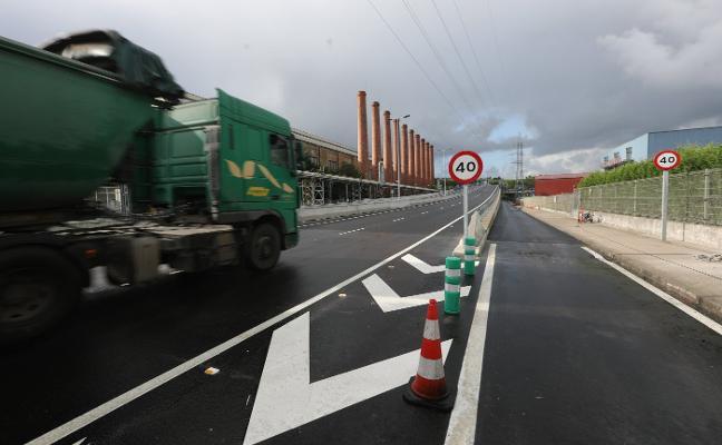 Empresarios y trabajadores aplauden el nuevo acceso al PEPA, que «facilita» el transporte