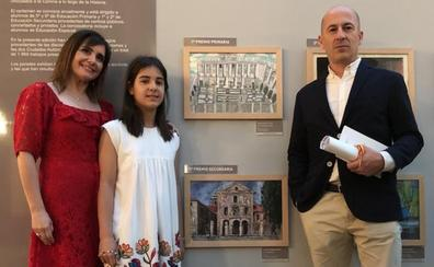 «La infanta Elena me felicitó y me dijo que el cuadro del monasterio era una maravilla»