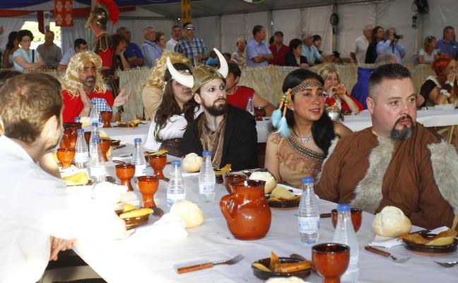 El XXIII Festival Intercéltico arrancará el 20 de julio con el banquete celta