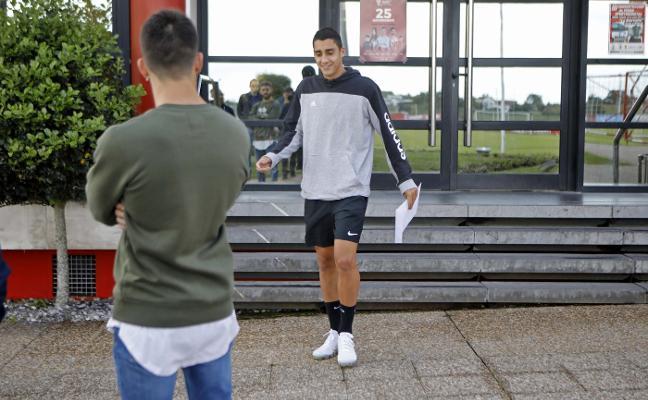 Pablo Fernández y Ramón Riego dejan el Sporting