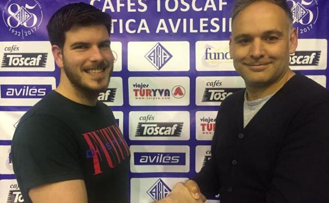El Toscaf renueva a Víctor Tejerina