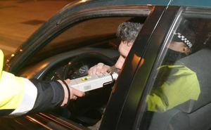 Siete conductores denunciados por alcoholemia en Oviedo en una semana