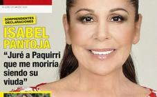 Isabel Pantoja recuerda su relación con Paquirri