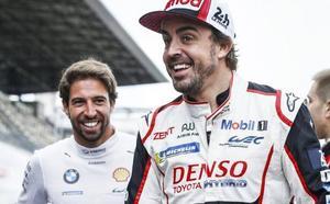 Fernando Alonso, sobre Le Mans: «Será un reto contra nosotros y contra la carrera»