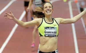 Muere Gabriele 'Gabe' Grunewald, la atleta que luchó contra el cáncer