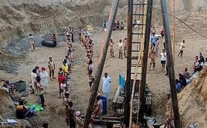 Muere el niño de dos años que llevaba seis días atrapado en un pozo en India