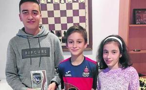 Iyán Guedes gana el circuito Avilés Activa