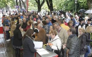 Los protagonistas del Martes de Campo en Oviedo