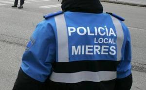 Identificados en Mieres dos miembros de una banda especializada en robos con fuerza